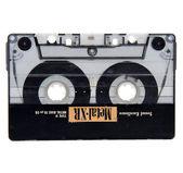 Cassete de áudio — Fotografia Stock