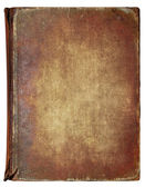 Old book cover — Stockfoto