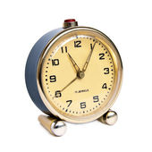 Vintage alarm clock — Stock Photo