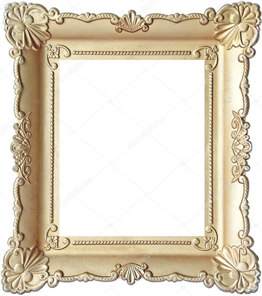 Moldura de madeira vintage — Fotografias de Stock © Ensuper #7395587