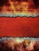 Grunge torn surface — Stock Photo
