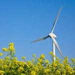 Wind turbine — Stock Photo #7254885