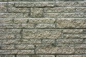 Detalhe da alvenaria de chaminé ou parede única — Foto Stock
