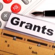 Stock Photo: Grants
