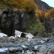 Autumn in the Caucasus — Stock Photo