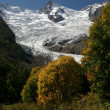 Stock Photo: Autumn in the Caucasus