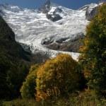 Autumn in the Caucasus — Stock Photo
