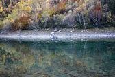 Badukskie lake Caucasus — Stock Photo