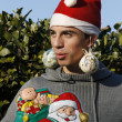Boys cristmas — Stock Photo #7806705