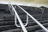 Detalj av trappan. — Stockfoto