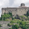 Bardi Castle. Emilia-Romagna. Italy. — Stock Photo
