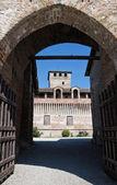 Roccabianca Castle. Emilia-Romagna. Italy. — Stock Photo