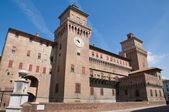 Estense Castle. Emilia-Romagna. Italy. — Stock Photo