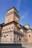 Estense Castle. Emilia-Romagna. Italy. — Stock Photo