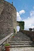 Compiano Castle. Emilia-Romagna. Italy. — Stock Photo