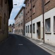 Alleyway. Cento. Emilia-Romagna. Italy. — Stock Photo #7245152
