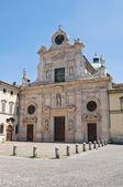 サン ・ ジョヴァンニ ・ エヴァンジェリスタ教会。パルマ。エミリア = ロマーニャ州。イタリア. — ストック写真