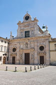 St. Giovanni Evangelista church. Parma. Emilia-Romagna. Italy. — Stock Photo