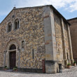 Parish church of Fornovo di Taro. Emilia-Romagna. Italy. — Stock Photo
