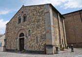 Parish church of Fornovo di Taro. Emilia-Romagna. Italy. — Stock Photo