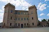 Mesola 的城堡。艾米利亚-罗马涅。意大利. — 图库照片