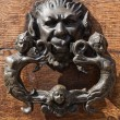 Stock Photo: Doorknocker.