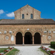 Royalty-Free Stock Photo: Pomposa Abbey. Codigoro. Emilia-Romagna. Italy.