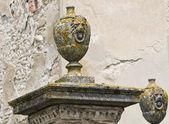 Zamek agazzano. emilia-romania. włochy. — Zdjęcie stockowe