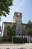 Rocca dei Terzi. Sissa. Emilia-Romagna. Italy. — Stock Photo