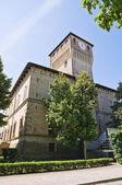 Rocca dei terzi. sissa. emilia-romagna. italy.v — Stockfoto