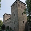 Castle of Castelguelfo. Noceto. Emilia-Romagna. Italy. - Photo