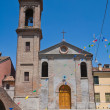 Carmine Church. Comacchio. Emilia-Romagna. Italy. — Stock Photo #7662512
