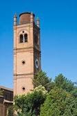 St. George's outside the walls. Ferrara. Emilia-Romagna. Italy. — Stock Photo