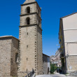 St. Francesco Church. Pietrapertosa. Basilicata. Italy. — Stockfoto #7755950