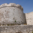 Castle of Monte Sant'Angelo. Puglia. Italy. — Stockfoto
