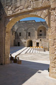 Episcopio Castle. Grottaglie. Puglia. Italy. — Stock Photo