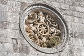 Tomba di Rotari. Monte Sant'Angelo. Puglia. Italy. — Stock Photo