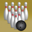 Bowling — Stock Photo #7107145