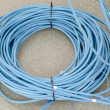 Stock Photo: fiber optic cable