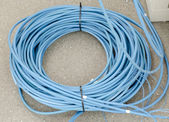 Fiber Optic cable — Stock Photo