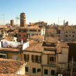 Roofs pf venetian houses - Stock Photo