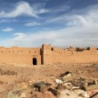 Royalty-Free Stock Photo: Panorama of Moroccan fortress