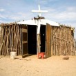 Church in the desert - Lizenzfreies Foto