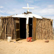 Church in the desert - Foto de Stock