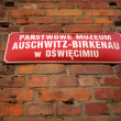 Auschwitz-Birkenau Concentration Camp — Stock Photo #7362288