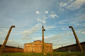 Auschwitz-Birkenau Concentration Camp — Stock Photo