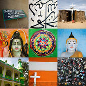 Religions of the world — Stock Photo