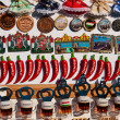 Hungarian souvenirs - Stock Photo