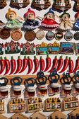 Hungarian souvenirs — Stock Photo