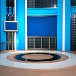 Studio tv — Stock Photo